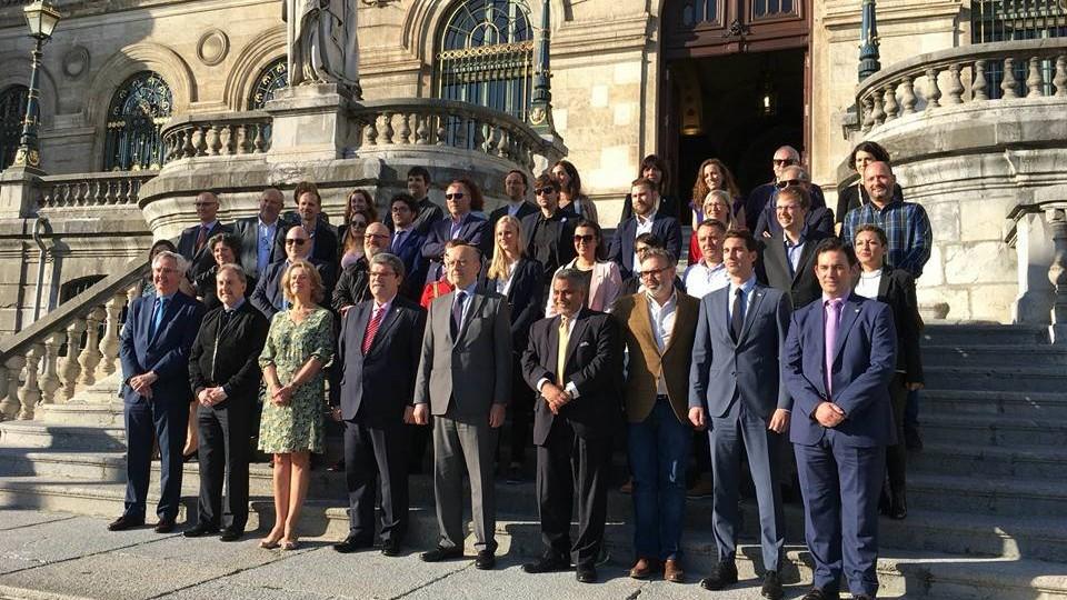 Bilbao, capital del desarrollo local desde la especialización inteligente en la conferencia final de In Focus