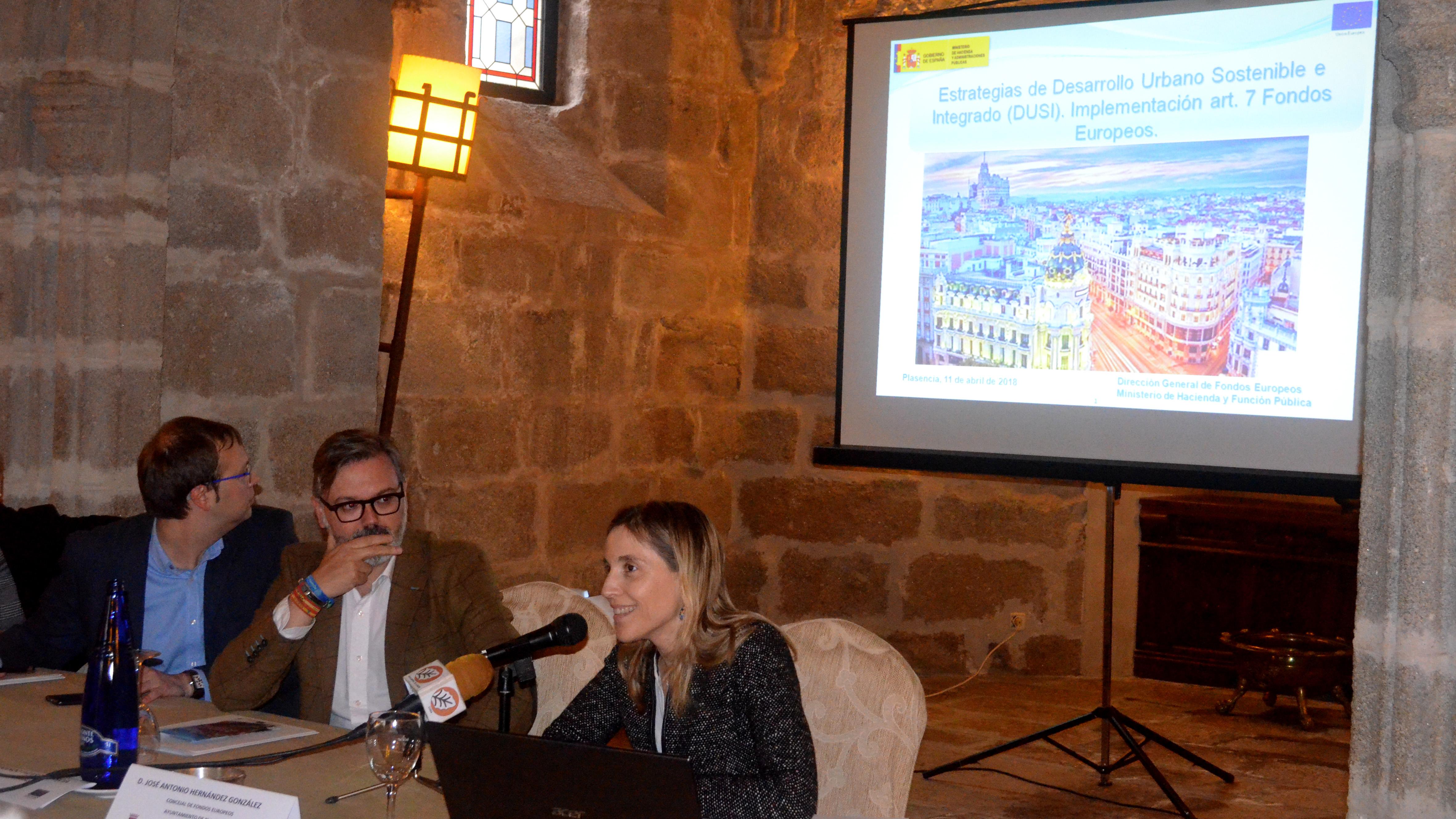Plasencia, ciudad pionera a nivel nacional al participar en dos Estrategias de Desarrollo Urbano Sostenible e Integrado (DUSI)