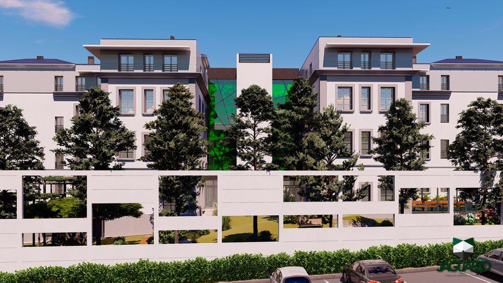 Luz verde a la contratación de las obras de la futura residencia geriátrica de los pabellones militares, financiada con cargo al FEDER-DUSI