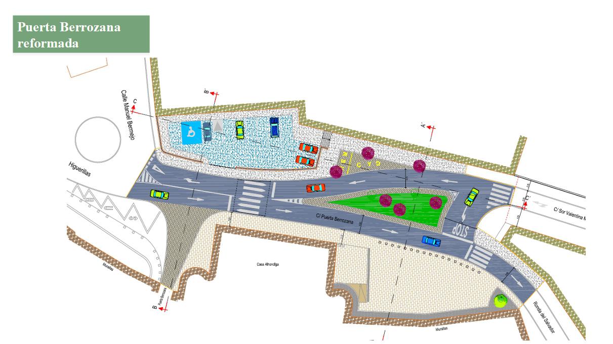 El Ayuntamiento de Plasencia promueve la recuperación de nuevas zonas de muralla con cargo al FEDER-DUSI