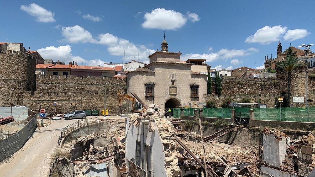 La recuperación integral del entorno del puente de Trujillo, con cargo al FEDER-DUSI, más cerca de su consecución