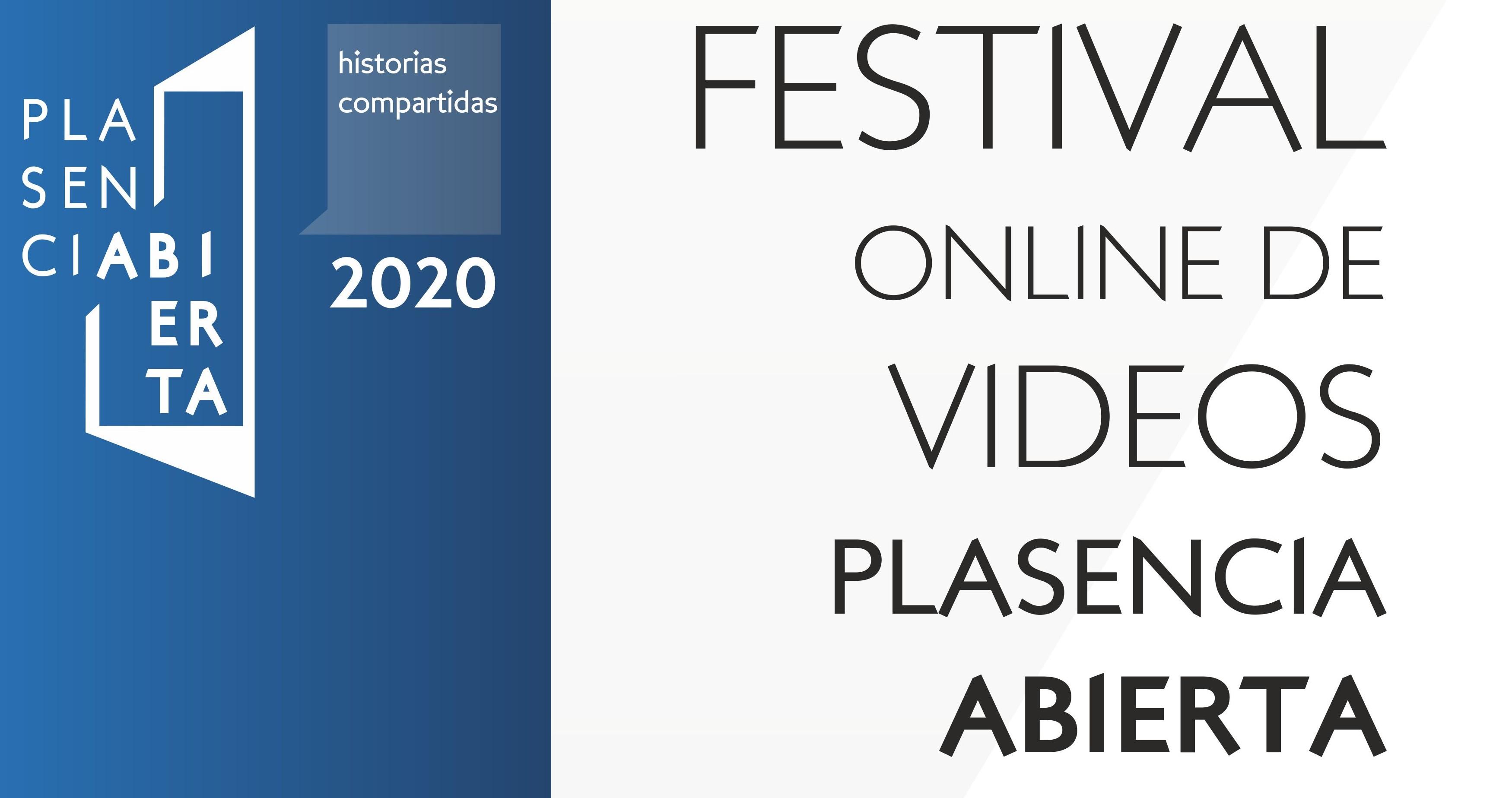 """Festival online de vídeos de """"Plasencia Abierta"""", enmarcado en el programa europeo """"COME IN"""""""